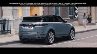 New Range Rover Evoque – Design