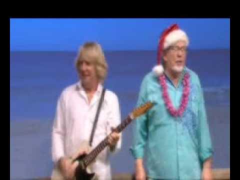 Rolf Harris & Rick Parfitt -Christmas In The Sun (new version)