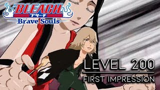 [Bleach Brave Souls] Level 200 KISUKE First Impression