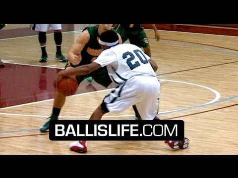 Marcus LoVett Has The MOST Handles In High School! CRAZY OFFICIAL 10th Grade Mixtape!