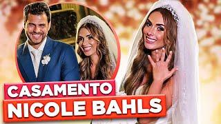 O CASAMENTO DA NICOLE BAHLS | Diva Depressão