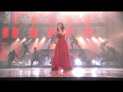 Katy Perry Firework American Music Awards Usa 2010 11 21