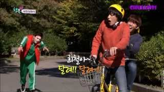 [HD] 131106 ZE:A Heechul and Kwanghee cut - HPPK ep 29