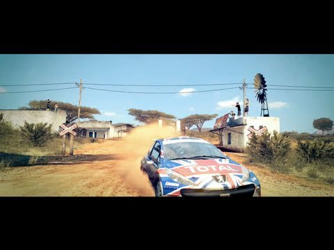 DiRT 3 Developer Diary Video Part 3 & Finland Trailer Codemasters – GTChannel
