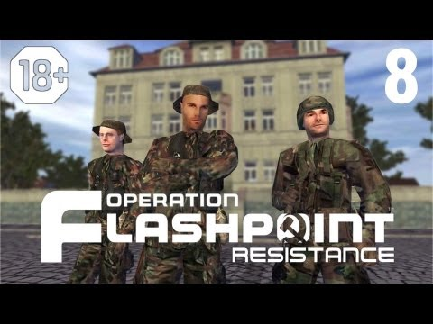 Контратака (Operation Flashpoint Resistance) - 08