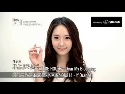 [Eng Sub] Get It Beauty Self - f(x) Krystal's 3 Changing Make Up