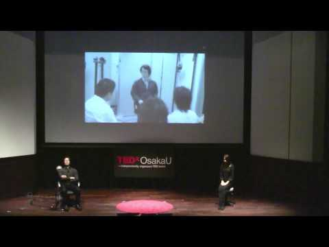 The Boundary Between Human and Android: Hiroshi Ishiguro at TEDxOsakaU