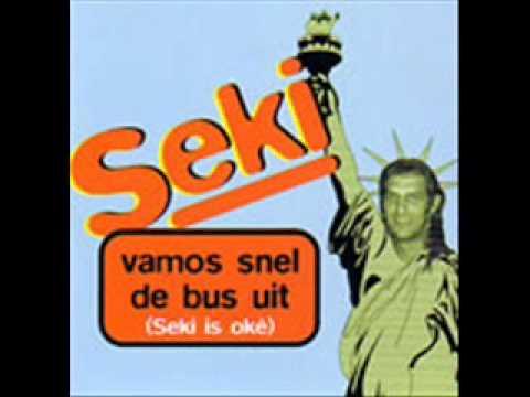 Seki- Vamos snel de bus uit (Seki is oké)