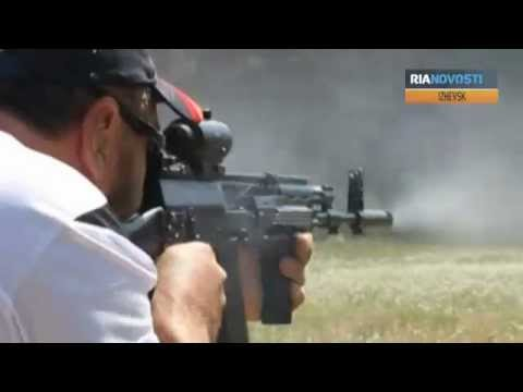 Experts Test New Kalashnikov, AK-12