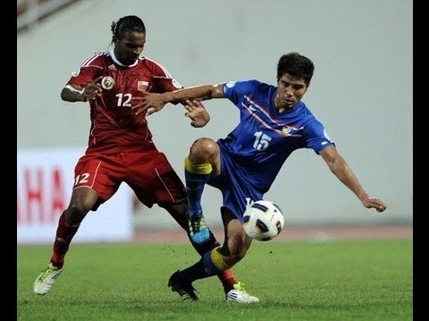 Thailand vs Oman: 2014 FIFA World Cup Asian Qualifiers - (Round 3, Match Day 2)
