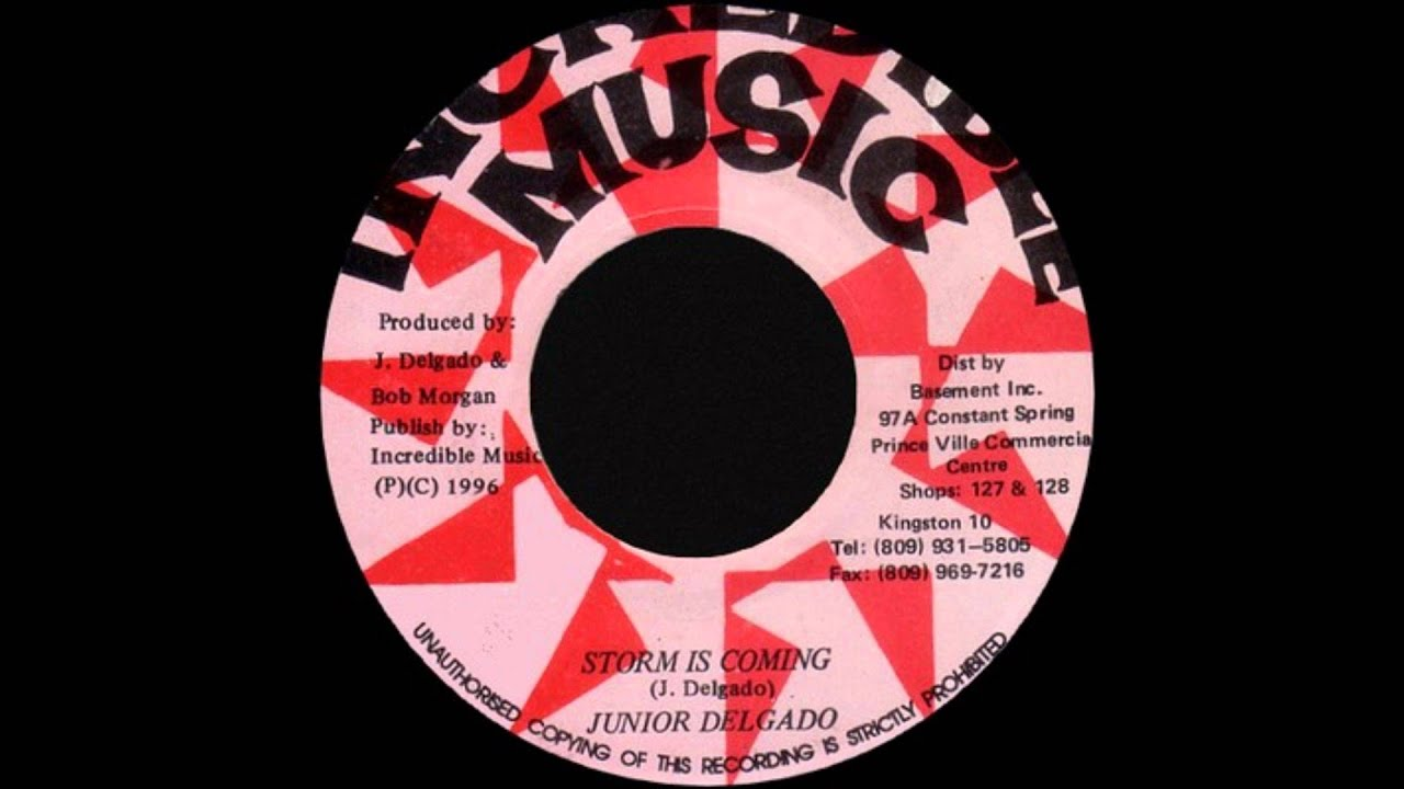 Junior Delgado* Jnr Delgado - Cup Of Peace