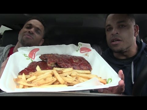 Chili's Rack O' Ribs feat. HodgeTwins