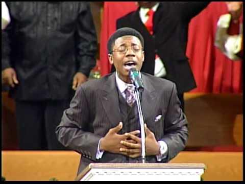 Minister Reginald Sharpe Jr. Ministry in Song Dec. 21, 2008 (www.realsharpejr.com)