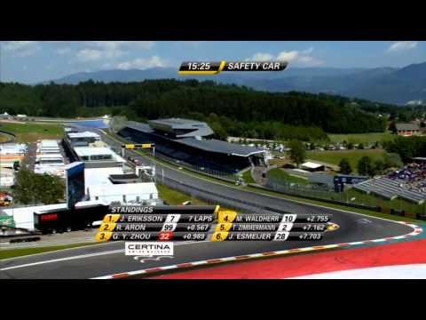 ADAC Formula 4 Red Bull Ring race 1