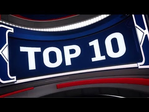 NBA Top 10 Plays of the Night | January 17, 2020
