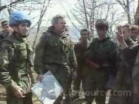 Croatian crimes and massacre of Muslims in the village of Ahmici 23.4.93