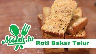 Roti Bakar Telur | Jajanan #044