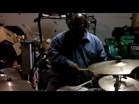 Darwin Hobbs - He's Able (Drum Cover)