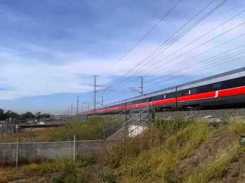 Eurostar italia 9691 limitato a 230