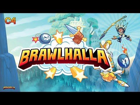 Brawlhalla   Live Stream #2   C4ISTgaming