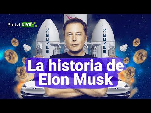Elon Musk, biografía y marca personal
