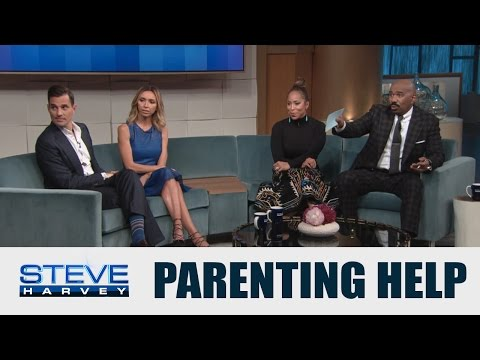 Couples Summit: His parents don't like me || STEVE HARVEY