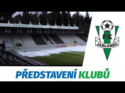 Kluby SL se představují - FK Baumit Jablonec