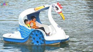 Em đi chơi thuyền, Em đi chơi công viên, Bo bí bo bo - LK nhạc thiếu nhi remix vui nhộn