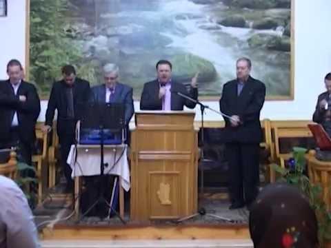 Evanghelizare Biserica Penticostala Betel Moisei 2 martie 2014 Pastori Ghita Ciobanu si Pavel Hojda