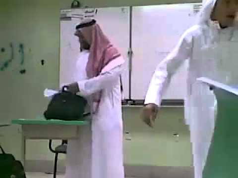 من مقالب طلاب المدارس في السعودية