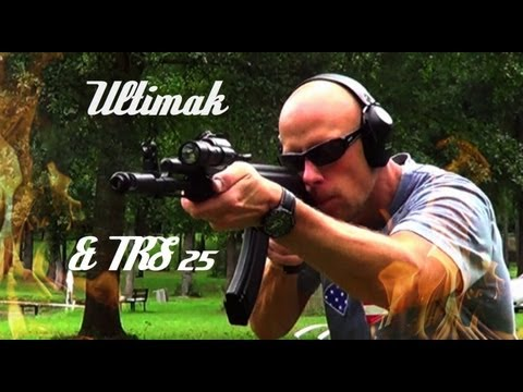ak Ultimak Rail Bushnell Trs