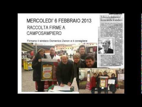 Bilancio del 2013 di Confesercenti Padova
