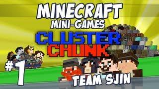 Minecraft Cluster Chunk - Team Sjin #1