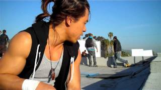 Tempest TV Ep07 AT&T (PARKOUR AND FREERUNNING)