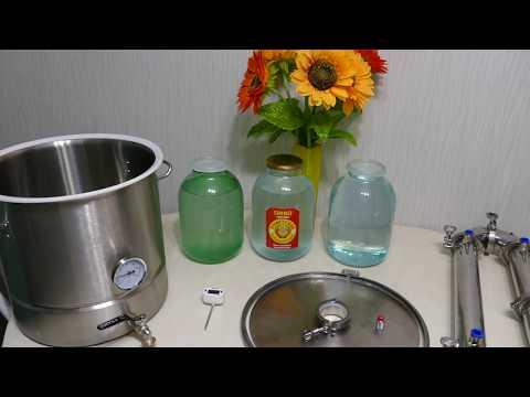 Тест самогонного аппарата Luxstahl 5 (перед покупкой, обязательно посмотрите это видео)
