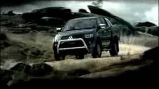 New Mitsubishi Ad