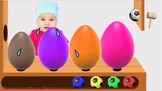 Learn Colours Nursery Rhyme Song