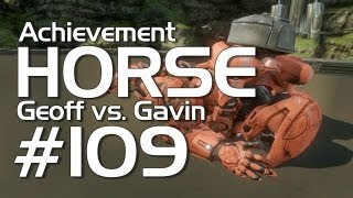 Halo 4 - Achievement HORSE #109 (Gavin vs. Geoff)