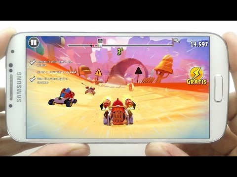Trucos Angry Birds Go Android+Batalla Final+Mejor Gameplay