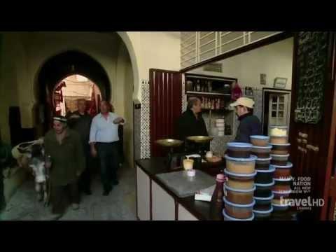 غرائب الطبخ المغربي على قناة أمريكية