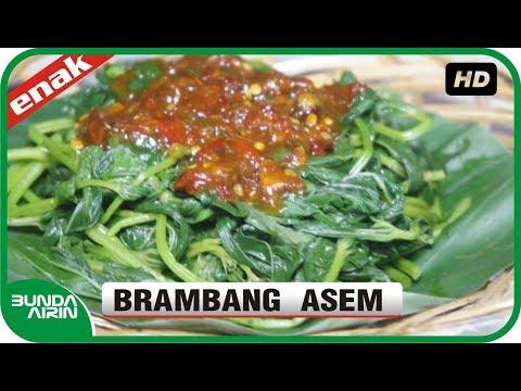 Brambang Asem Daun Ketela Rambat Resep Masakan Tradisional Jawa nDeso - Bunda Airin