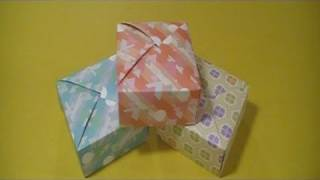 Origami Gift Box (robin Glynn)