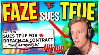 Faze Sues Tfue! Ninja Quits Twitch Streams & Season X is a Disaster