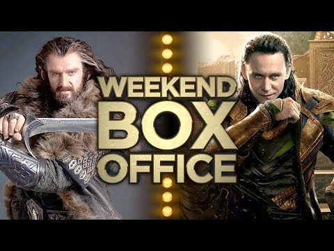 Weekend Box Office - Dec. 13-15 2013 - Studio Earnings Report HD