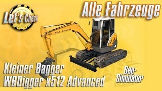 play youtube video bau simulator 2014 construction simulator alle fahrzeuge liebherr r936. Black Bedroom Furniture Sets. Home Design Ideas