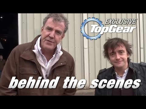 TOP GEAR (Behind the Scenes) — James' Dead Cat | New Haircut | Hamster Doppelgänger