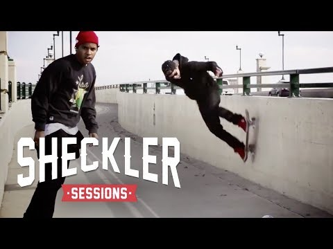 Sheckler Sessions - Skate for Change - Episode 11
