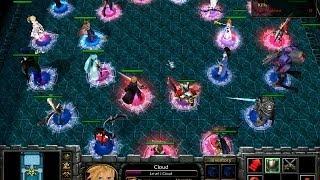 Warcraft III Anime X Hero