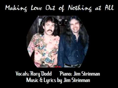 Rory Dodd - Making Love Out Of Nothing At All (demo) video