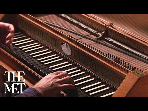 Hofmann Piano: Gigue in G Major by Wolfgang Amadeus Mozart, played by Michael Tsalka